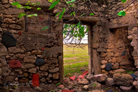 casa rurale abbandonata s'arena scoada web